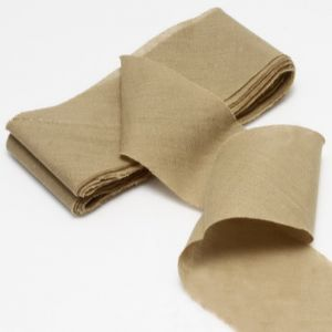 Cotton Bias Binding, Cloth, Light brown, 2.5m x 4cm, 1 Cotton Bias Binding, (SGB0068)